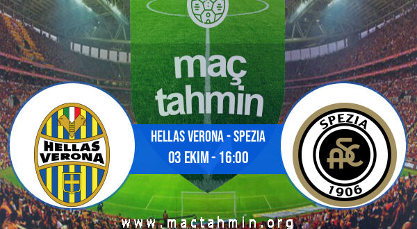 Hellas Verona - Spezia İddaa Analizi ve Tahmini 03 Ekim 2021