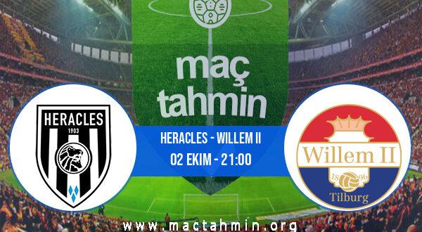 Heracles - Willem II İddaa Analizi ve Tahmini 02 Ekim 2021