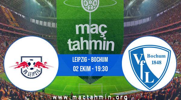 Leipzig - Bochum İddaa Analizi ve Tahmini 02 Ekim 2021