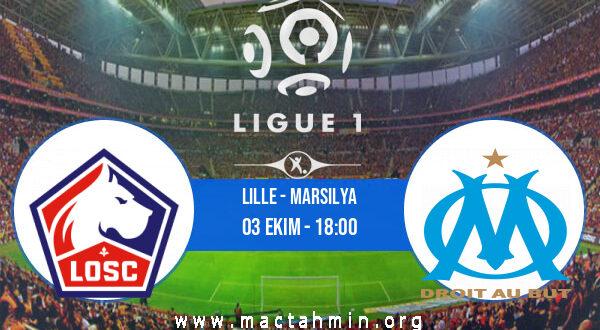 Lille - Marsilya İddaa Analizi ve Tahmini 03 Ekim 2021