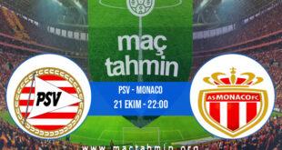 PSV - Monaco İddaa Analizi ve Tahmini 21 Ekim 2021