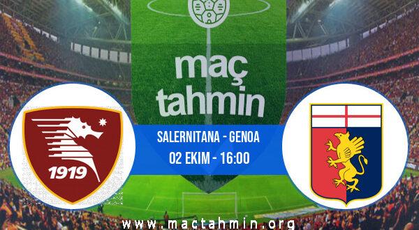 Salernitana - Genoa İddaa Analizi ve Tahmini 02 Ekim 2021
