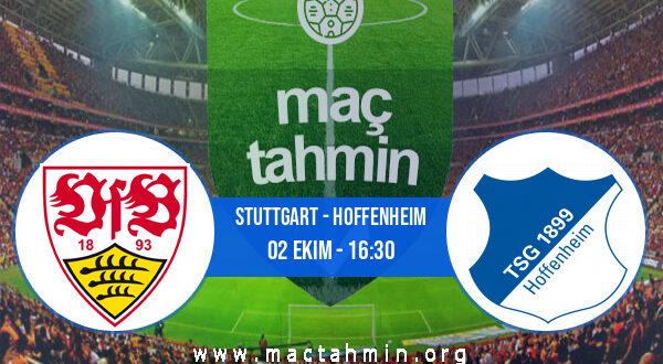 Stuttgart - Hoffenheim İddaa Analizi ve Tahmini 02 Ekim 2021